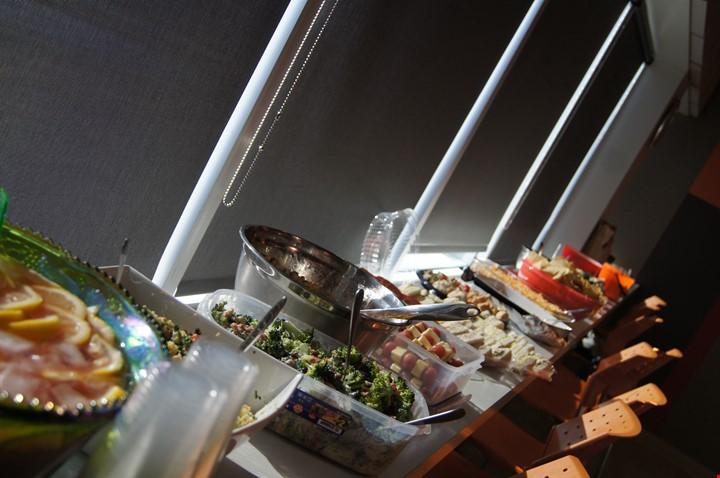 Diner-communautaire-logisco-halloween