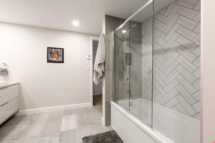 Salle de bain Latté