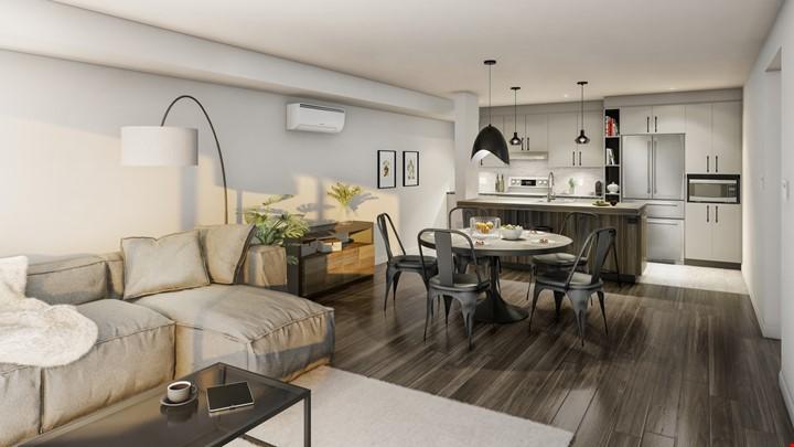 le majella appartements val-belair aire de vie
