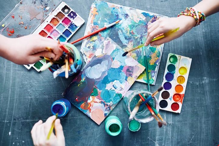 peinture activite