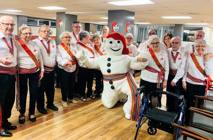 carnaval quebec residence pour aines logisco