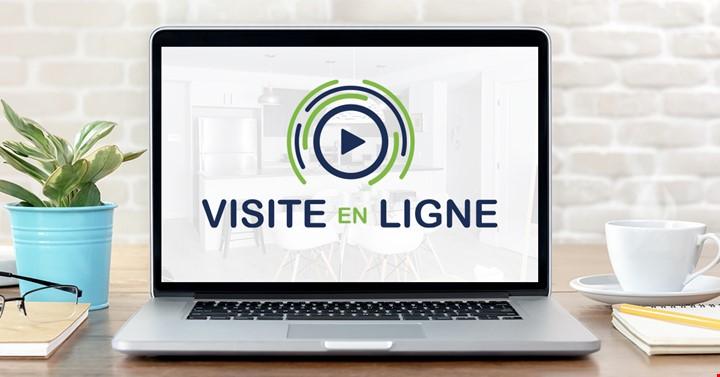 visite en ligne appartements logisco
